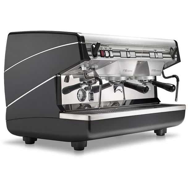 appia ii semi automatic volumetric espresso machine