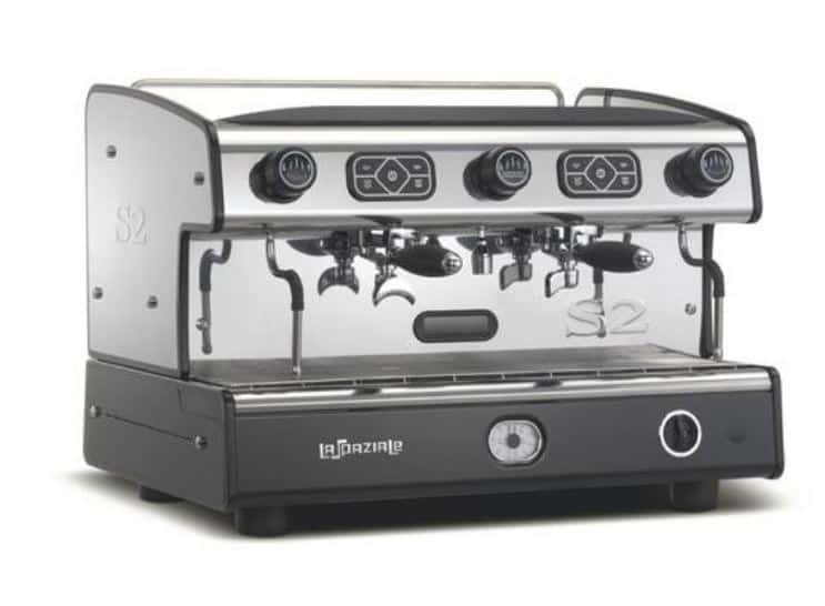 La Spaziale S2 2 Group Volumetric Espresso Machine S2-2G-AV