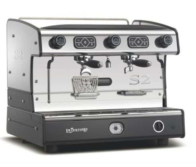 La Spaziale S2 Tall Cup 2 Group Volumetric S2-2G-TC-A