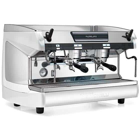 example of semiautomatic machine from nuova simonelli