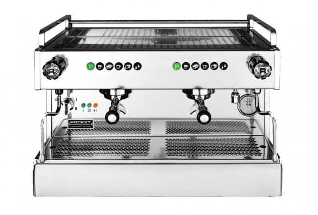 Rocket Espresso Boxer 2 Group Volumetric Commercial Espresso Machine CME353C0040