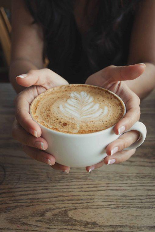 Lightmilk foam for lattes