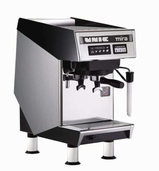 UNIC Mira 1 Group Volumetric Tall Cup with SteamAir