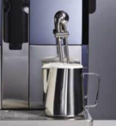 milk steaming on nuova simonelli talento