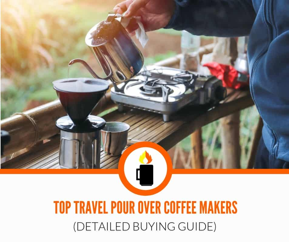 top travel pour over coffee makers