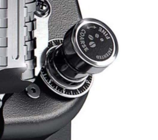 grind adjustment knob on mythos