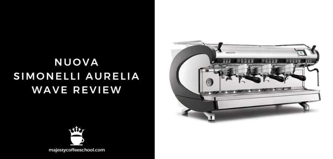 nuova simonelli aurelia wave review