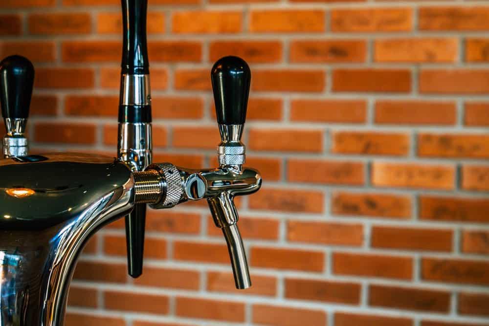 Nitro cold brew tap
