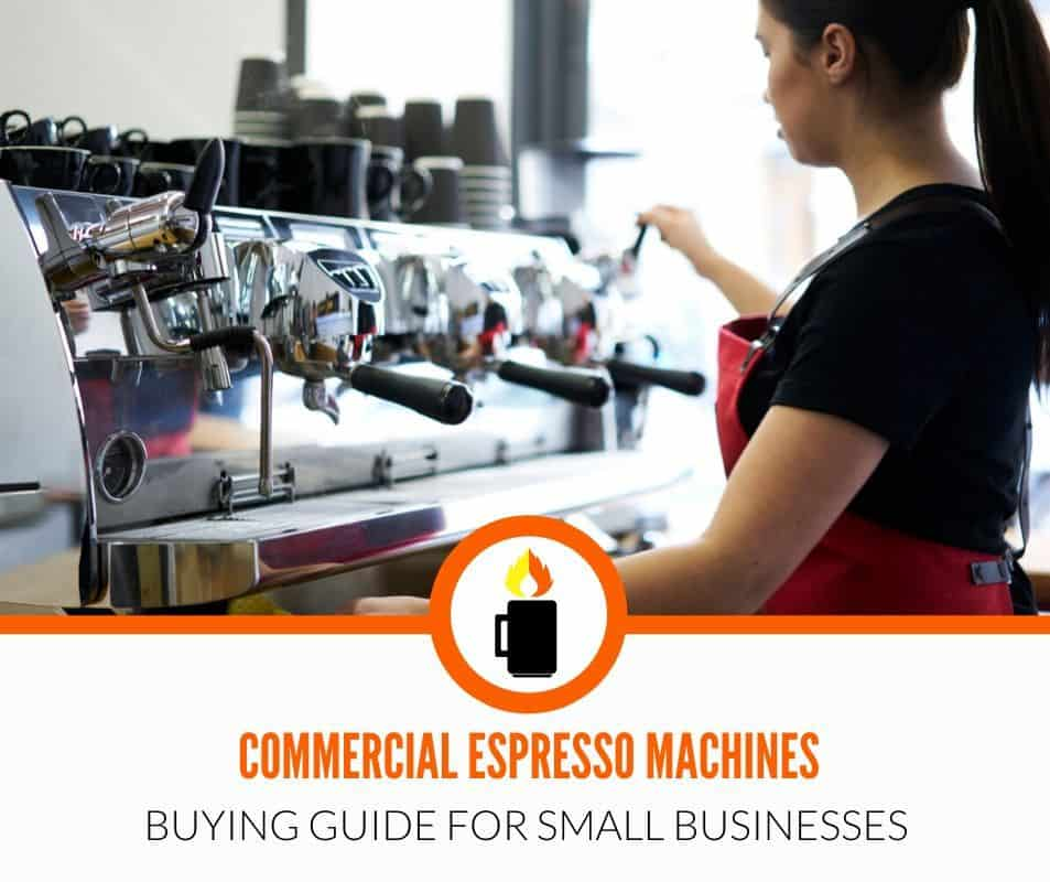 top rated commercial espresso machines for small businesses