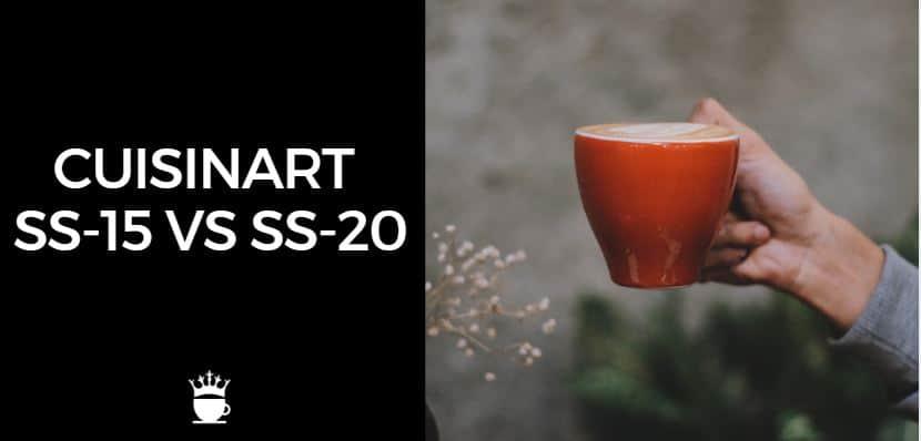 Cuisinart SS-15 vs SS-20