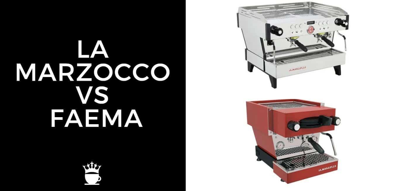 La Marzocco vs Faema
