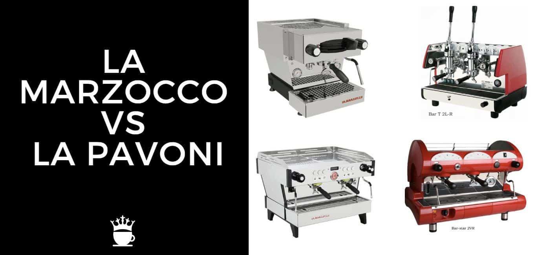 La Marzocco vs La Pavoni