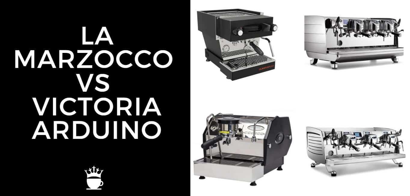 La Marzocco vs Victoria Arduino