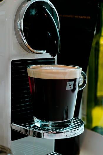 single serve nespresso coffee maker