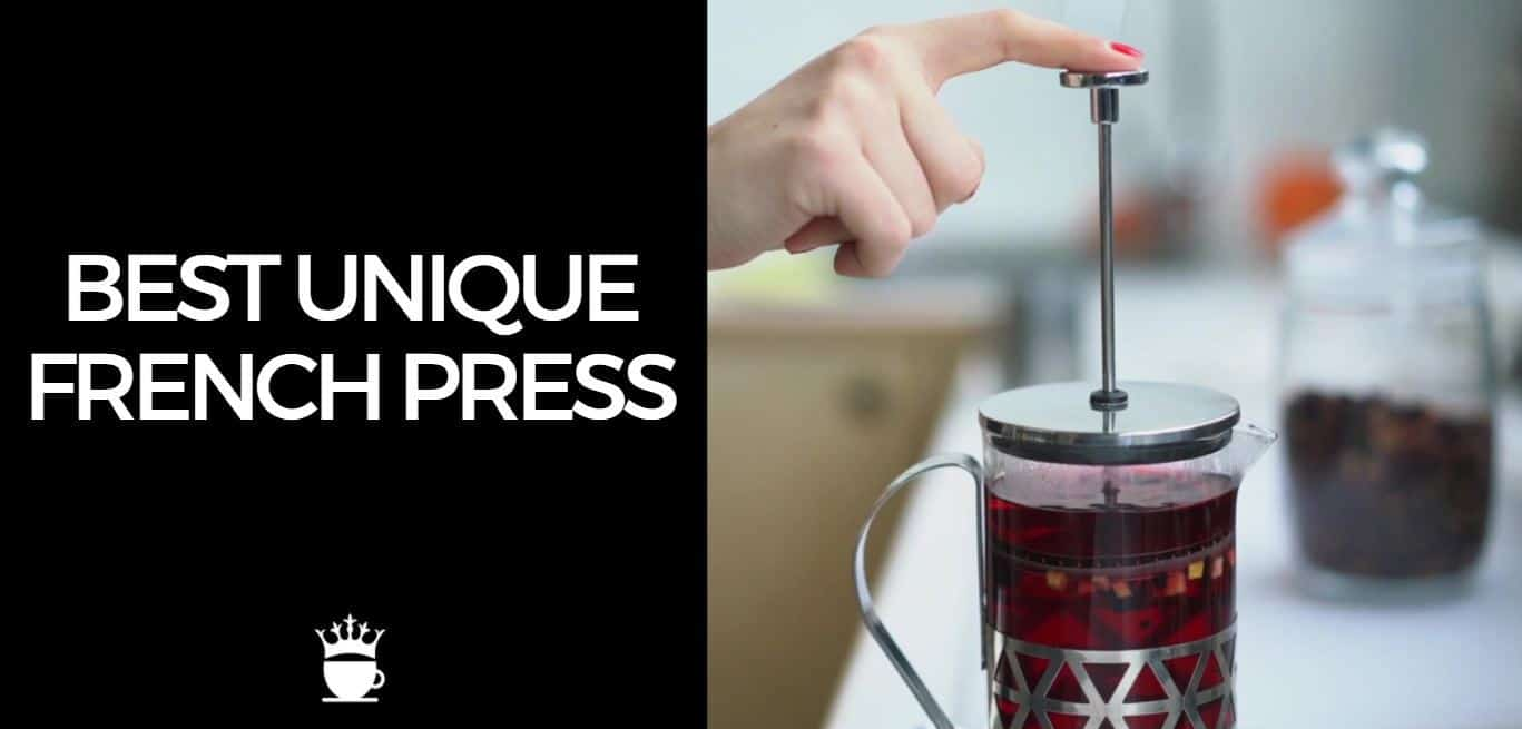 Best Unique French Press
