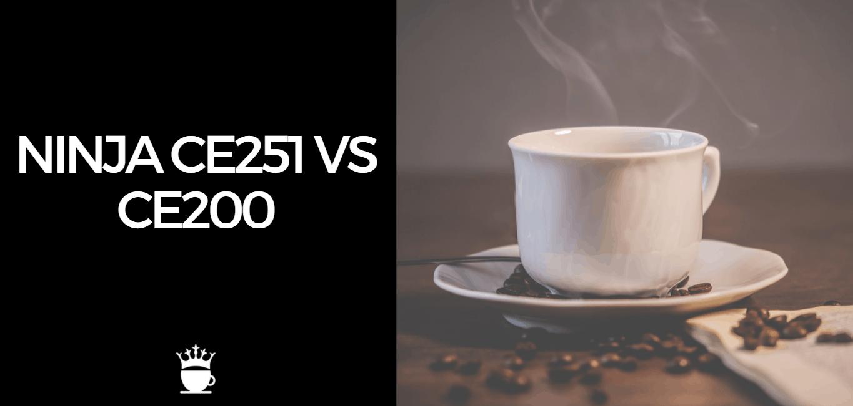 Ninja CE251 vs CE200