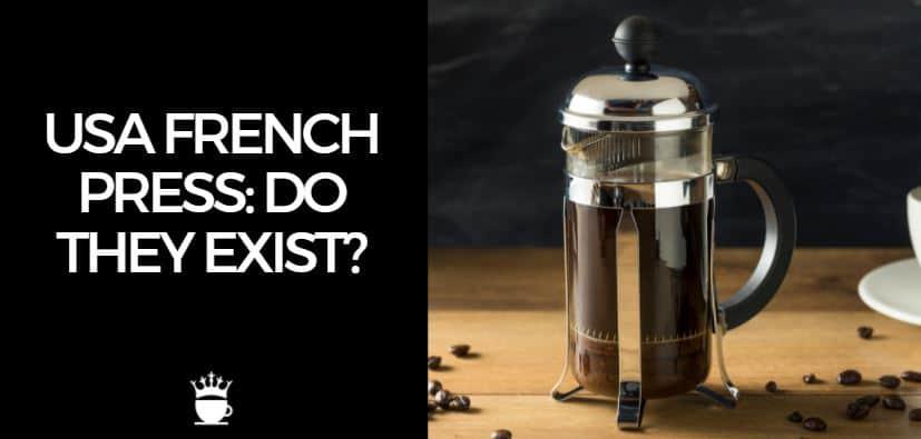 USA French Press